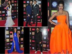 Star Guild Awards 2015 Hrithik Priyanka Chopra Bollywood Celebrities Red Carpet