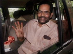 Mukhtar Abbas Naqvi Taken Into Custody Over Poll Code Violation Case Gets Bail