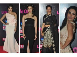 Life Ok Screen Awards 2015 Best Dressed Celebrities