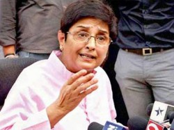 Former Top Cop Kiran Bedi Joins Bjp Will Contest Elections