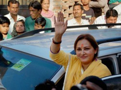 Jaya Prada To Join Bjp Says Samawadi Party Never Respected Women