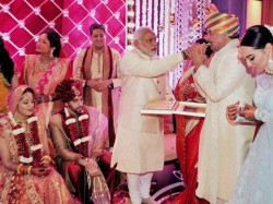 Sonakshi Sinha Brother Wedding Narendra Modi Aishwarya Rai