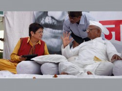 Anna Hazare Hurt Refuses To Take Calls From Kiran Bedi Sources