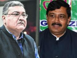 Bjp Slams Home Secy Basudeb Banerjee For Partiality Calls Him An Idiot