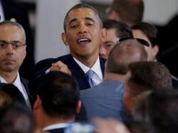 Us President Barack Obama Cancels Agra Trip