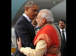 Short Walk Cup Of Tea Pm Modi President Barack Obama Clinched Nuclear Deal