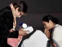 Amitabh Bachchan Deserves Bharat Ratna Mamata Banerjee