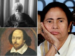 Mamata Banerjee Goof Up Again This Time With Rabindranath Tagore And Shakespeare