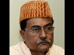People Will Hit Bjp With Broom Said Idris Ali