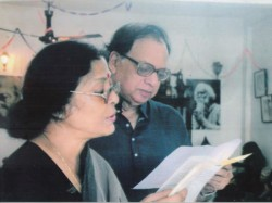 Goons Attack Artist Partha Ghosh Gouri Ghosh S Home