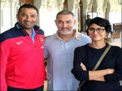 Aamir Khan New Wrestler Look In Dangal