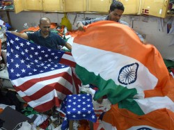 Good Us India Relations No Threat To China Obama