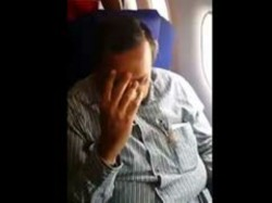Brave Indian Girl Humiliate Fellow Passenger Allegedly Molested Flight Shames Apology