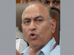 Saradha Scam Home Secy Anil Goswami Sacked For Stalling Arrest Of Matang Sinh