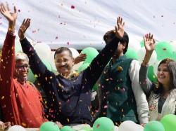 Delhi Assembly Election 2015 Result Updates Kejriwal Aap Kiran Bedi Bjp Modi