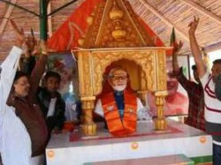 Temple For Modi In Gujarat This Is Shocking And Against Our Traditions Says Pm
