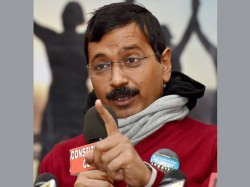 Running Nose High Fever Arvind Kejriwal Falls Sick