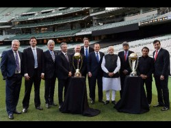 Pm Modi To Team India Bring Back The World Cup