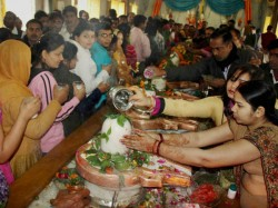 Shivaratri Being Observed Across The Country With Much Enthusiasm