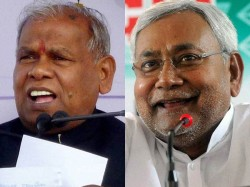 Jitan Ram Manjhi Resigns As Bihar Cm No Need Of This Drama Says Nitish Kumar