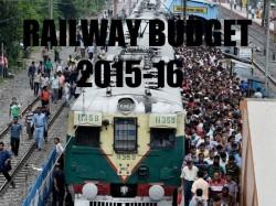 Railway Budget 2015 Indian Railways In Numbers