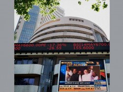 Sensex Ends 261 Points Lower After Rail Budget