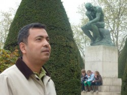 Assailants Hack To Death Writer Avijit Roy Wife Injured