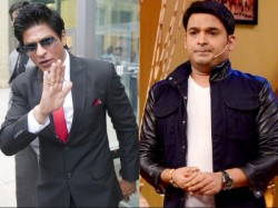 Complete Story Open War Between Shahrukh Khan Colors Kapil Sharma