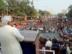Cpm S Brigade Rally On Sunday Hopes To Inspire Cadres Before Municipal Elections