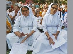 Bengal Nun Gangrape Vatican City Delegate In Kolkata Tomorrow