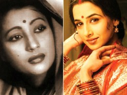 Pic Vidya Balan To Star In Suchitra Sen Biopic
