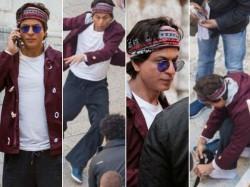 Shahrukh Khan Fan Shooting Pics Croatia
