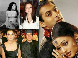 Aishwarya Rai Preity Zinta Bollywood Actresses Victims Of Domestic Violence