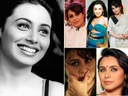 Rani Mukerji Mukherjee Birthday Biggest Blunders Mistakes
