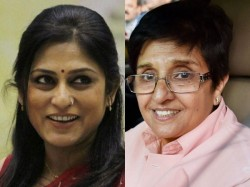 Bjp S Roopa Ganguly Fiasco In Bengal Didnt It Learn From Kiran Bedi Blunder