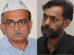 Aap Crisis Open Letter Of Bhushan Yadav Duo Says Pressure On Them To Quit