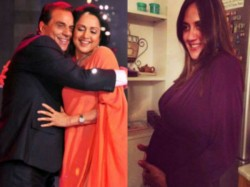 Ahana Deol Baby Dharmendra Hema Malini To Become Grandparents Soon