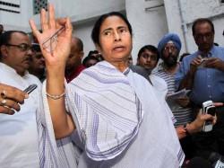 Mamata Questions Rajnath S Bengal Tour Bjp Hits Back