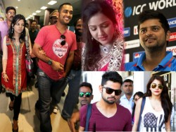 Dhoni Family Virat Anushka Among Star Guests At Suresh Raina S Wedding