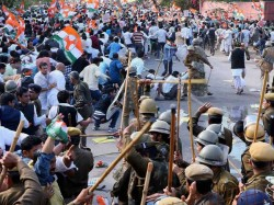 Bombing In Congress Rally Political Violence Rocks In Kolkata Gardenrich Area