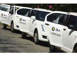 Man Requests Ola Cab With Hindu Driver Lashed Out At Twitter