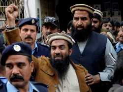 Mumbai Attack Mastermind Zakiur Rehman Lakhvi Walks Out Of Pakistan Jail