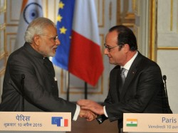 India To Buy 36 Rafale Jets In Fly Away Shape Says Pm Modi In France