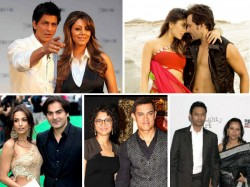 Bollywood Khans And Their Hindu Wive