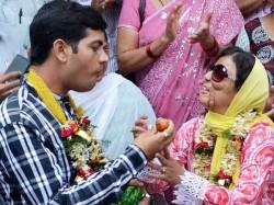 Acid Attack Victim Sonali Mukherjee Gets Married