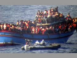 Feared Dead In Migrant Shipwreck In Mediterranean