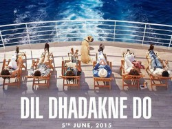 Dil Dhadakne Do Shooting Behind The Scenes In Pics