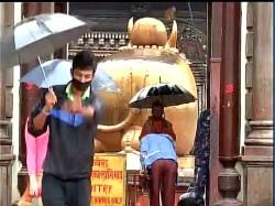 Kathmandu Witnesses Continuous Rainfall Since Late Last Night