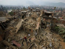 Nepal Quake Woman Rescued Alive After 128 Hours