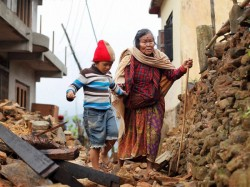 Nepal Govt Rules Out Finding More Survivors In Capital